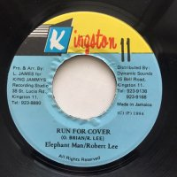 ELEPHANT MAN & ROBERT LEE / RUN FOR COVER