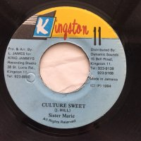 SISTER MARIE / CULTURE SWEET
