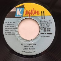 COLLIN ROACH / ALL OVER YOU