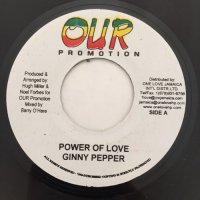 GINNY PEPPER / POWER OF LOVE - MILTON BLAKE / PURPOSE OF OUR LIVES