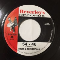 TOOTS & THE MAYTALS / 54-46 - PRESSURE DROP