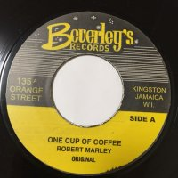 BOB MARLEY / ONE CUP OF COFFEE - TOMMY McCOOK / SNOW BOY