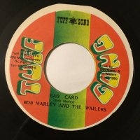 BOB MARLEY AND THE WAILERS / BAD CARD