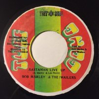 BOB MARLEY AND THE WAILERS / RASTAMAN LIVE UP
