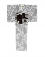 夏着物(浴衣) s-SEJ705-3 即納品