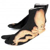 足袋 sT1902403 蛸の柄 即納品