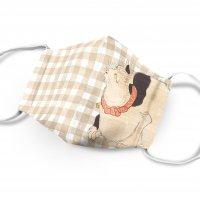 マスク制作キット MSk032609 国芳猫柄