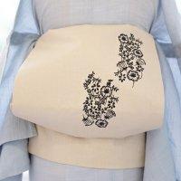 ゴフクヤサンクチュリエ 刺繍帯 gm071107