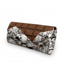 クラッチバッグ IW102607 チョコレート