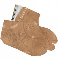足袋 sT1902413 ナスカの地上絵 即納品
