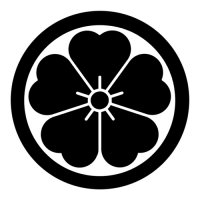 家紋 丸に桜