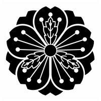 家紋 塩竈桜
