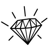 洒落紋 ダイヤモンド