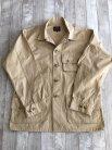 【WORKERS】 W&G Jacket, 40/2 High Density Poplin, Beige