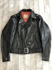 【TOYS McCOY】 DURABLE CODE33 DOUBLE RIDERS JACKET
