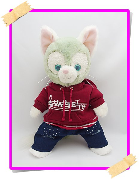 ジェラトーニ 衣装 Sサイズ (全長43cm) 2016 NEW  コスチューム new39