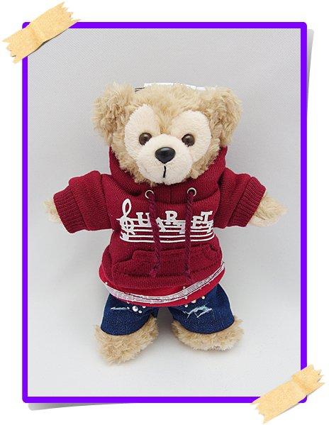 ダッフィー 衣装 ぬいばサイズ (全長14cm) 2016 NEW  コスチューム new38