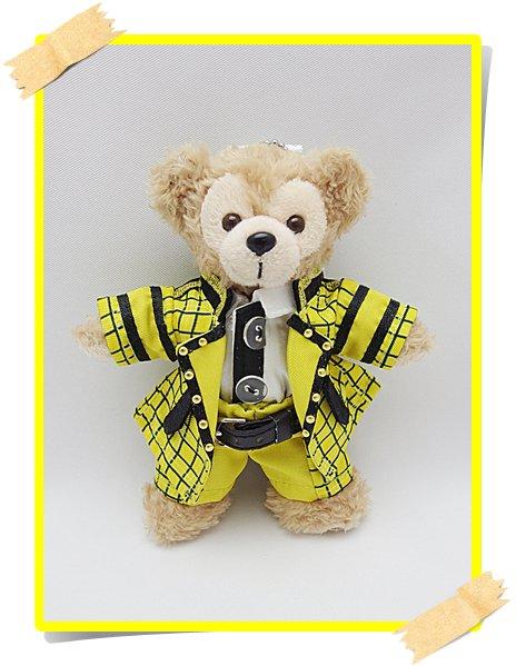 ダッフィー 衣装 ぬいばサイズ (全長14cm) carnival コスチューム hdn138