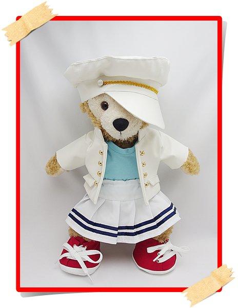 ダッフィー&シェリーメイ 衣装 Sサイズ (身長43cm)  コスチューム  sexy41