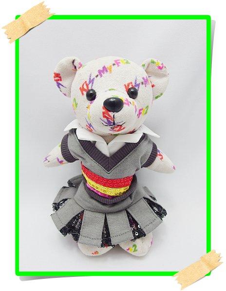 キスマイベア コスチューム 衣装 高クオリティ  K72
