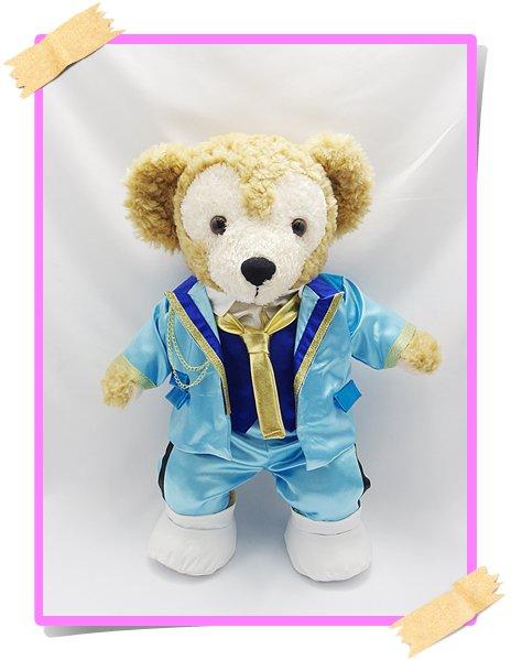 ダッフィー&シェリーメイ 衣装 Sサイズ (身長43cm) Prince 風コスチューム jr16