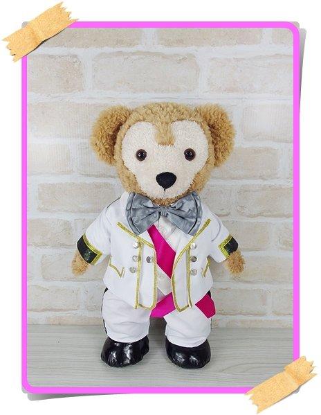【予約販売】ダッフィー&シェリーメイ 衣装 Sサイズ (身長43cm) キンプリ 風コスチューム kp44