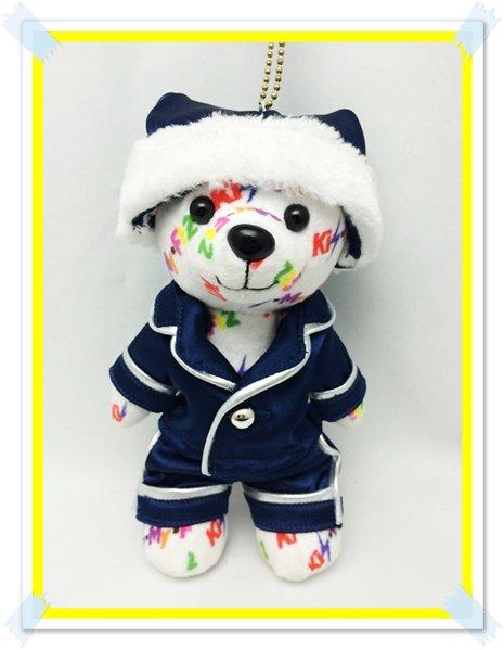 キスマイベア コスチューム 衣装 高クオリティ パジャマ 服 k05 T