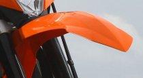 【690 LC4】 フロントフェンダー オレンジ