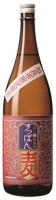 すっぽん麦 25度 1800ML 麦焼酎(白金酒造)
