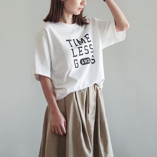 オリジナルTシャツ ユニセックス/白