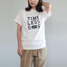 オリジナルTシャツ レディース[白]