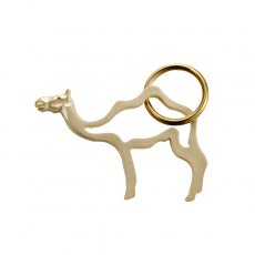 KEY RING BODY camel(ラクダ)