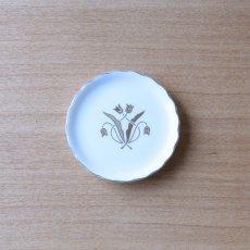チューリップの小皿