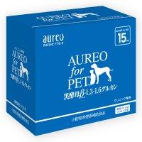 アウレオ for ペット 450mL (15mL×30袋) 【小動物用栄養補助食品】