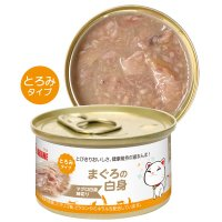 AKANE まぐろの白身(マグロ白身細切り)(高齢猫用)85g   総合栄養食  とろみタイプ