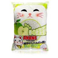 AKANE 小粒のリンゴ香り紙製猫砂7L