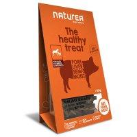 ナチュレア 豚レバー100g/犬用セミモイストヘルシートリーツ/グレインフリー