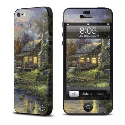 【Decalgirl】【お取り寄せ】Apple iPhone5(5s/c非対応) スキンシール【Natures Paradise】