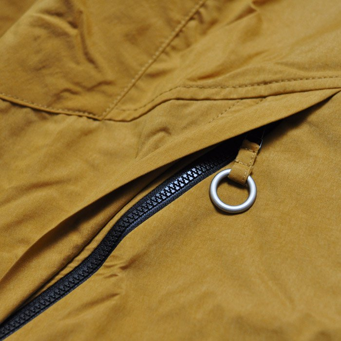 POSTALCO | Free Arm Rain Jaket | Yellow Ochre