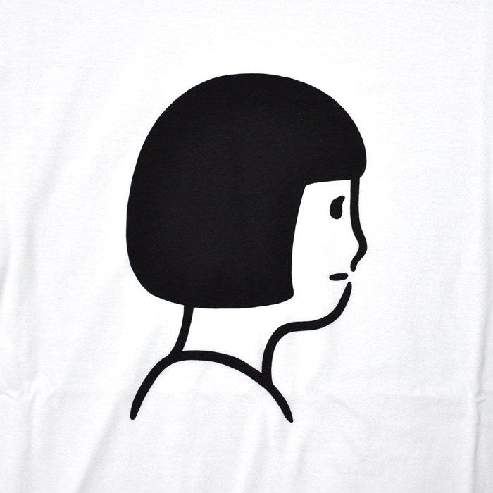 Noritake(のりたけ) | T-SHIRTS | BOB | WHITE
