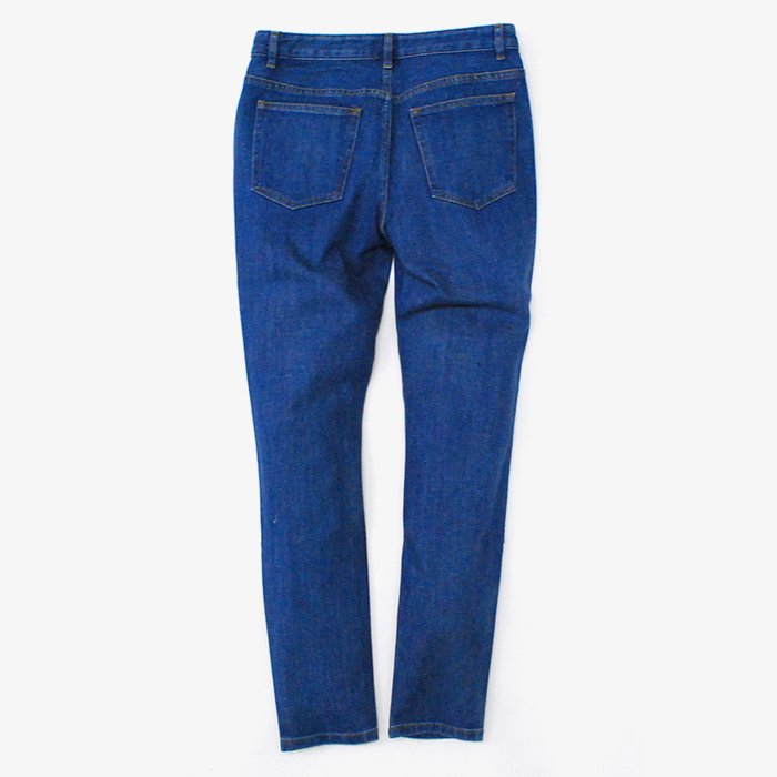 A.P.C. DENIM | JEAN HIGH STANDARD | DENIM STRETCH LEGER