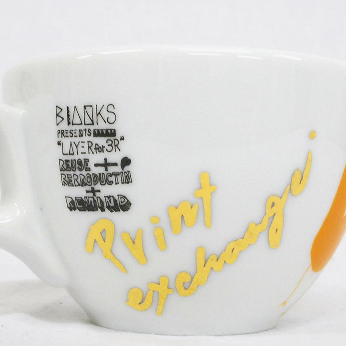 "BlANKS by Ryuji Kamiyama | BIANKS presents""Layer for 3R""Reuse+Reproduction+Remind 