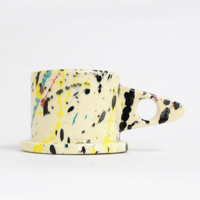 Echo Park Pottery | Mug | Splattered