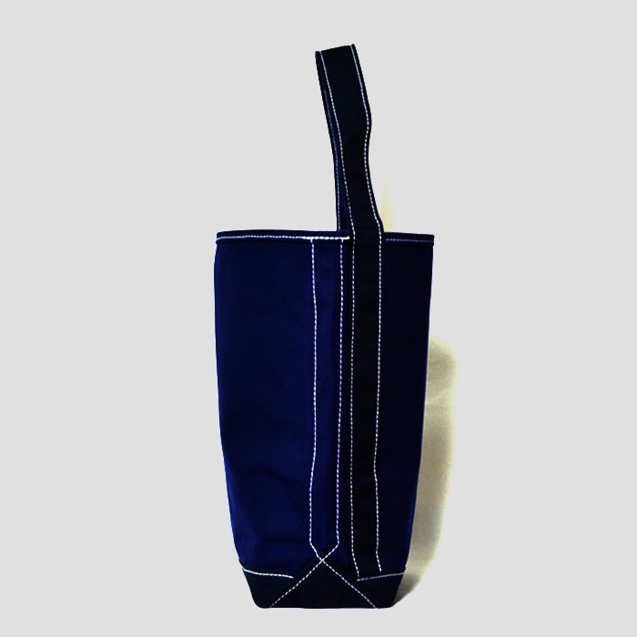 TEMBEA | BAGUETTE TOTE | NAVY / OXFORD-BLUE