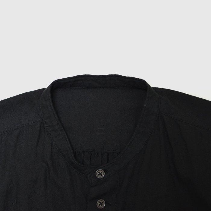 ゴーシュ | 50/1オーガニックツイル | ワンピース | ブラック