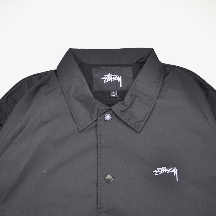 STUSSY | Cruize Coach Jacket | Black