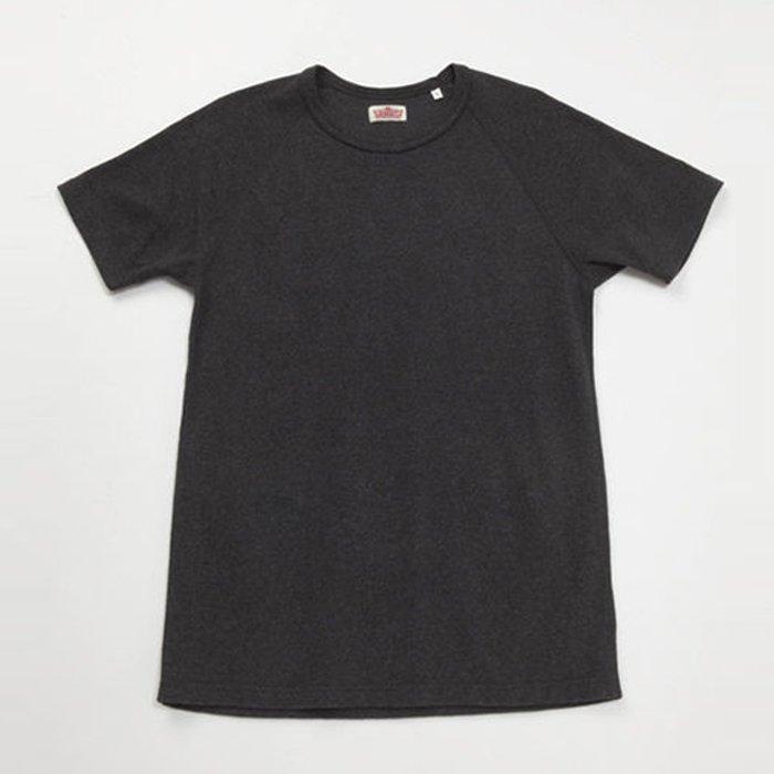 HOLLYWOOD RANCH MARKET | ストレッチフライス ショートスリーブTシャツ | D GREY