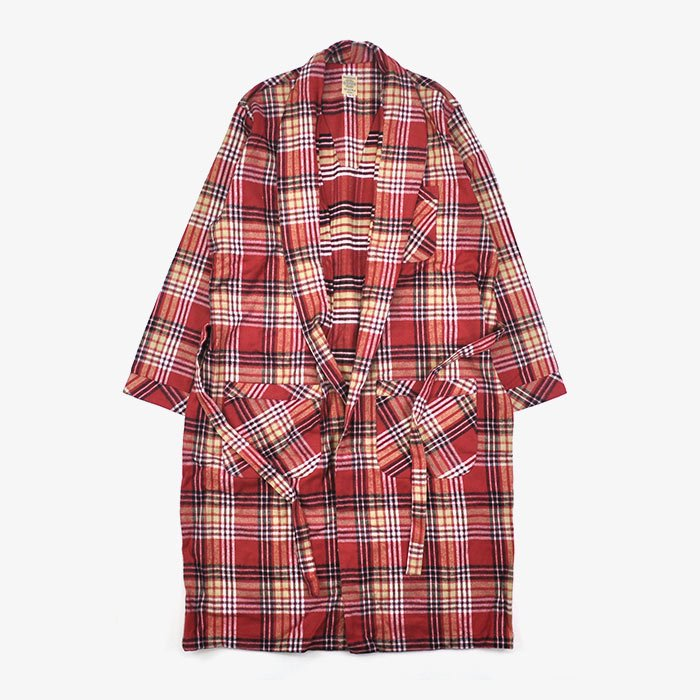 SUNDAY WORKS U.S.A. | LONG ROBE | RED