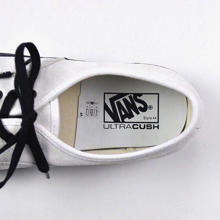 VANS | Authentic 44 DX | OG WHITE / SUEDE