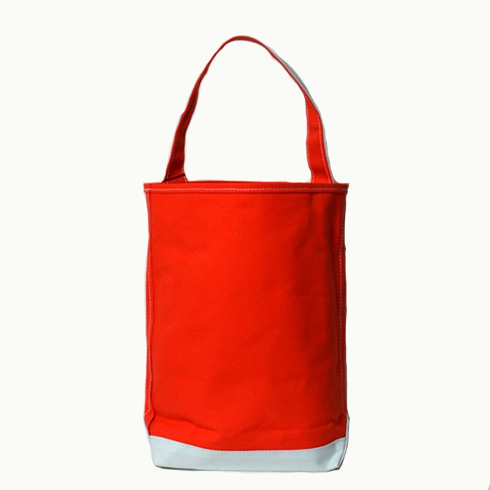 TEMBEA | BAGUETTE TOTE | NEW-RED / WATER
